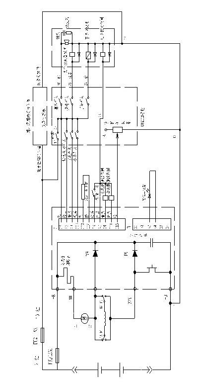 全电动堆高车结构图解及使用说明(6)